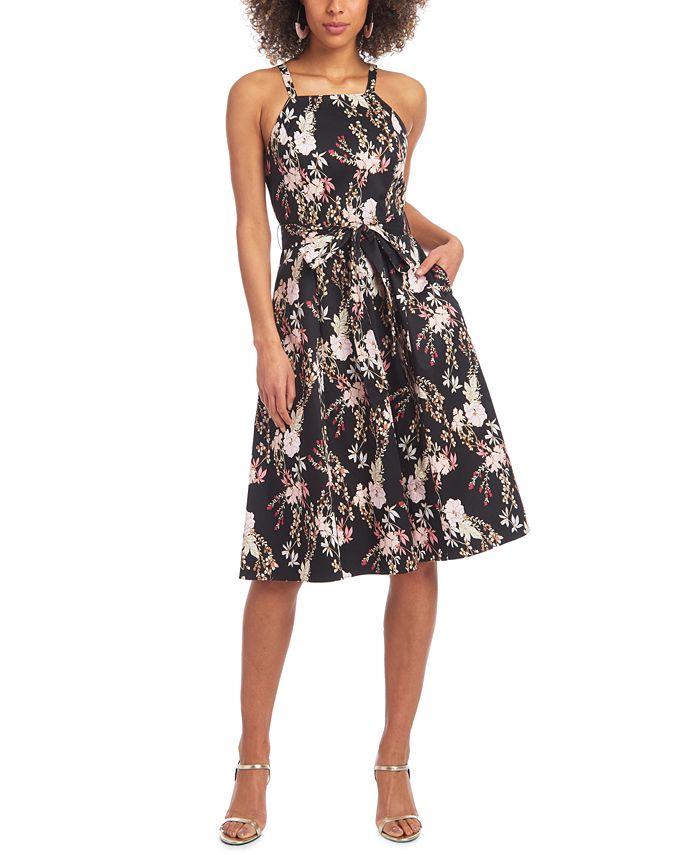 RACHEL Rachel Roy - Paulette Printed Dress