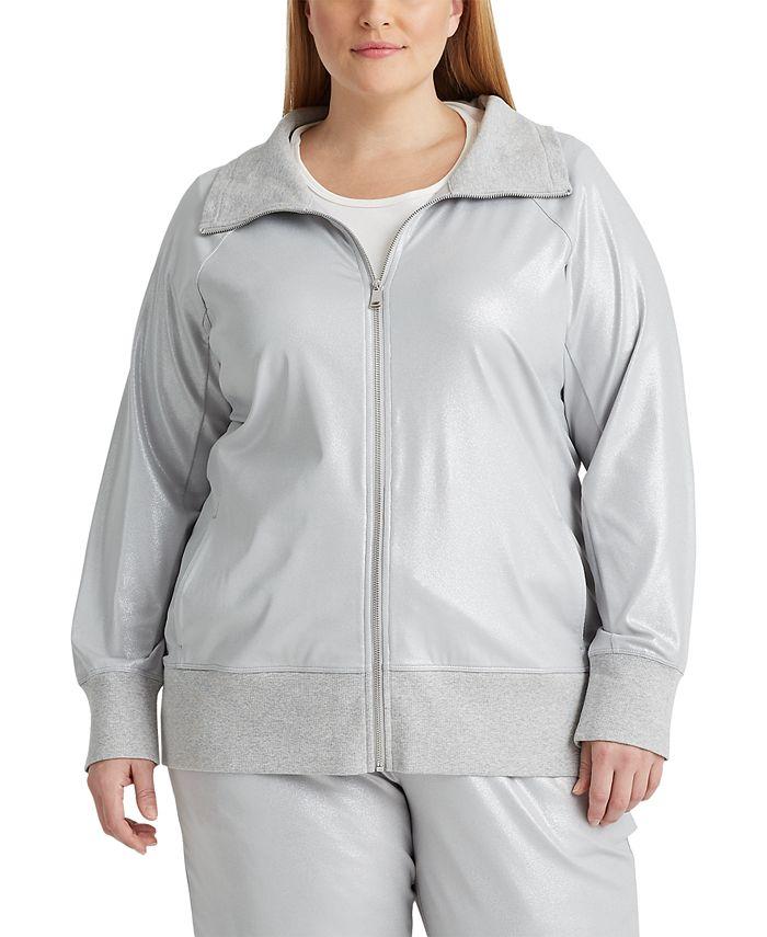 Lauren Ralph Lauren - Plus-Size Turtleneck Jacket