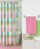 Lilly Pulitzer Perfectly Patched Bath Collection