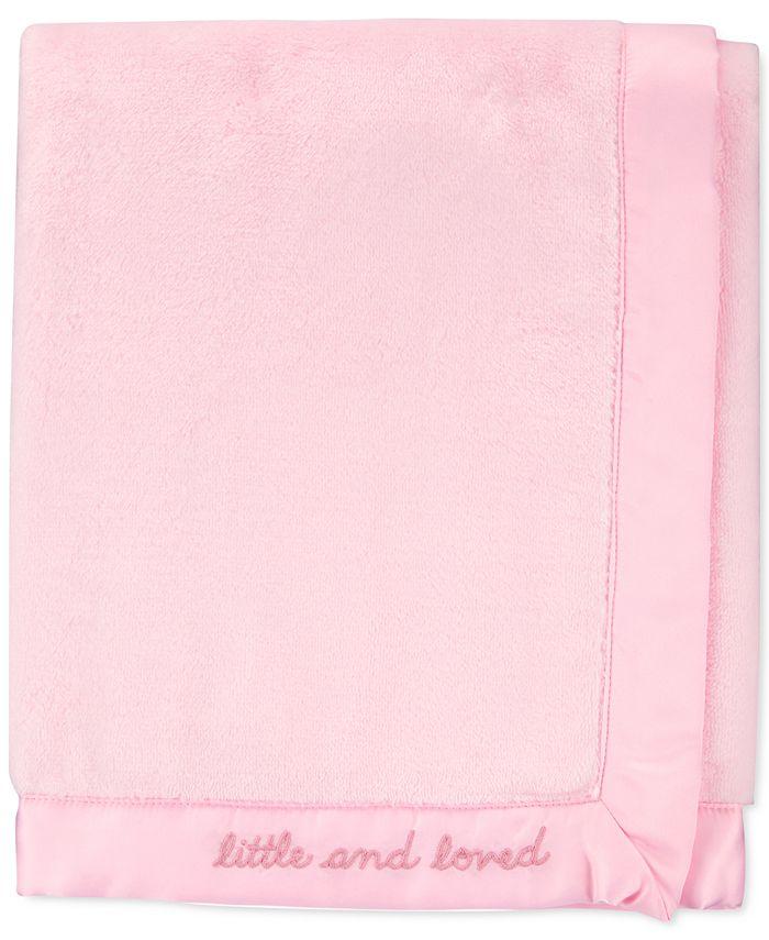 Carter's - Baby Girls Plush Blanket