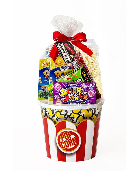 Wabash Valley Farms Night At The Movies Popcorn Gift Set