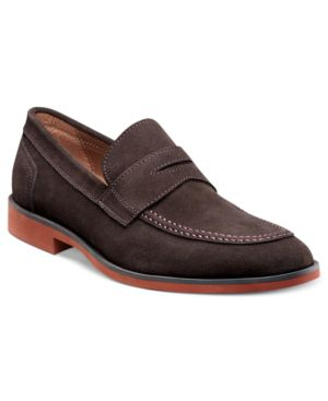 Stacy Adams Dayne Penny Loafers Men's Shoes