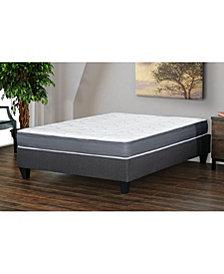 "Primo Aida 8"" Memory Foam Cushion Firm Mattress - Full"