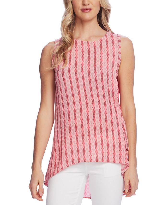 Vince Camuto - Starburst Stripe High-Low Top