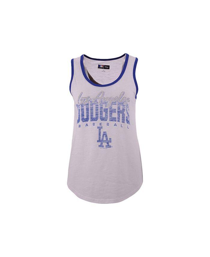 G-III Sports - Women's Los Angeles Dodgers MVP Tank