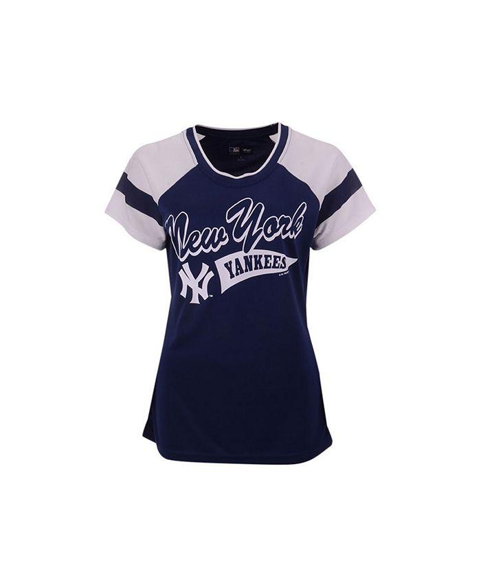 G-III Sports - Women's New York Yankees Biggest Fan T-Shirt