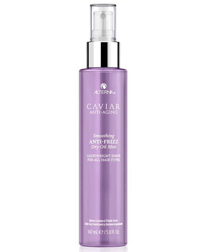 Alterna - Caviar Anti-Aging Smoothing Anti-Frizz Dry Oil Mist, 5-oz.