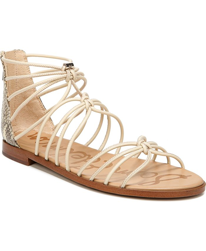 Sam Edelman - Emi Gladiator Flat Sandals
