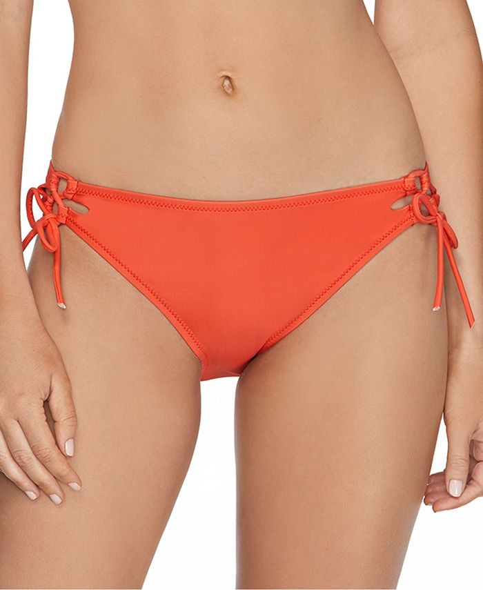 Raisins - Juniors' Sweet Side-Tie Bikini Bottoms