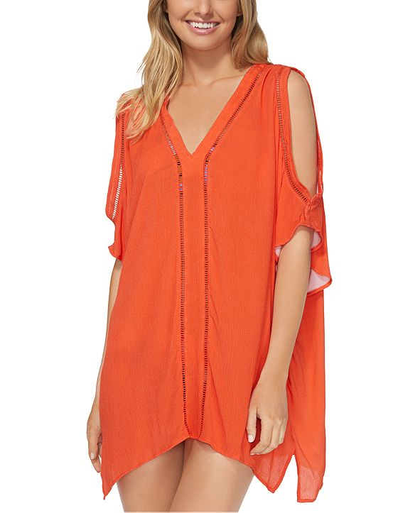 Raisins Juniors' Caftan Swim Cover-Up