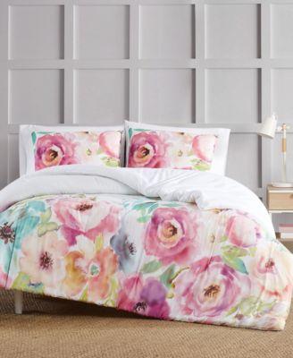 Spring Flowers 2 Piece Comforter Set, Twin XL