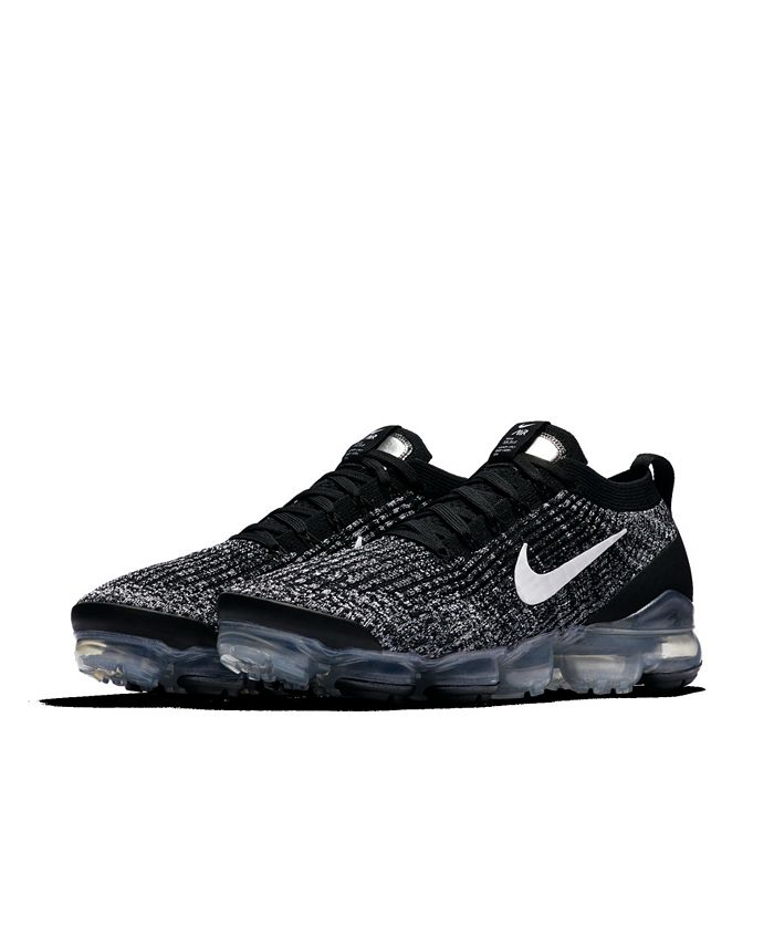 Nike Men's Air Vapormax Flyknit 3 Running Sneakers from Finish ...