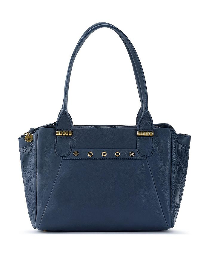 The Sak - Collective Serena Leather Satchel