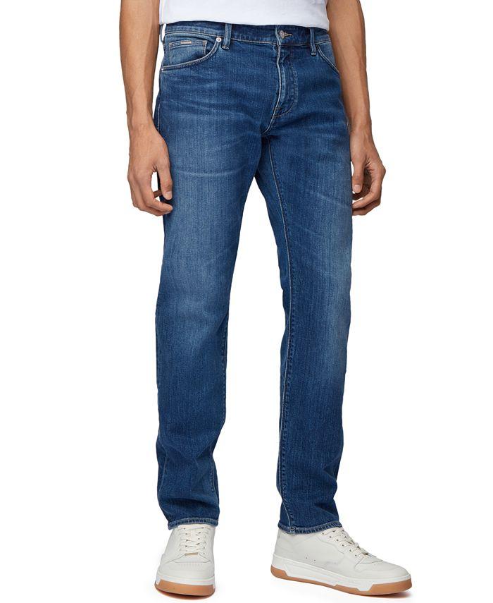 Hugo Boss - Men's Maine Blue Jeans