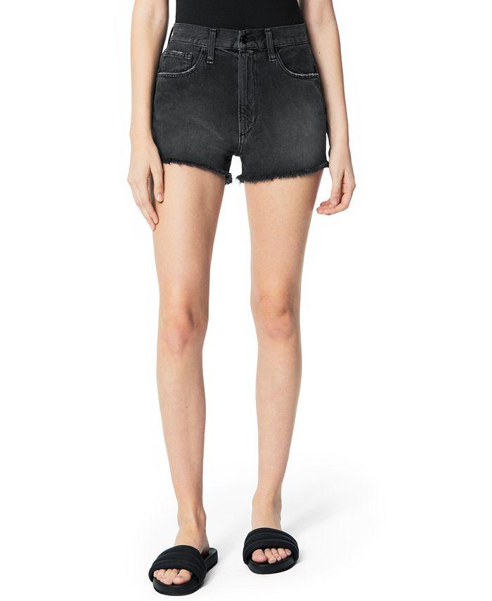 Joe's Jeans - High-Rise Jean Shorts