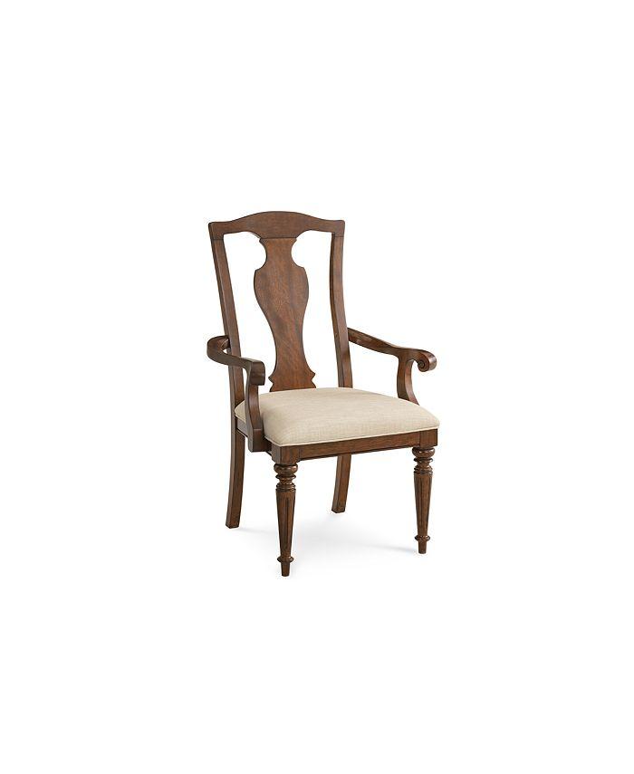 Furniture - Orle Arm Chair