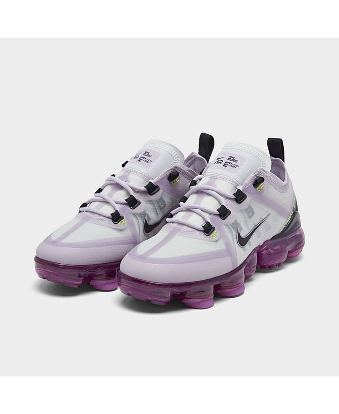 Nike Big Girls Air Vapormax 2019 Running Sneakers from Finish Line ...