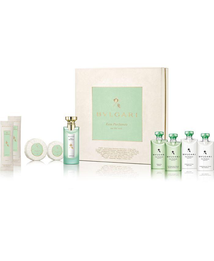 BVLGARI - 9-Pc. Eau Parfumée au Thé Vert Guest Set