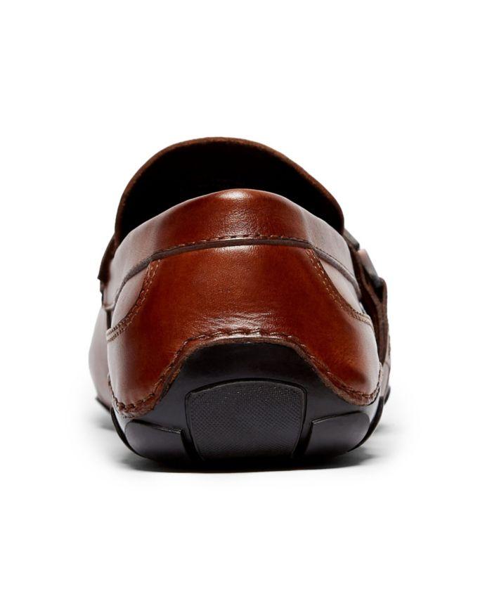 Kenneth Cole Reaction Men's Toast 2 Me Driver & Reviews - All Men's Shoes - Men - Macy's