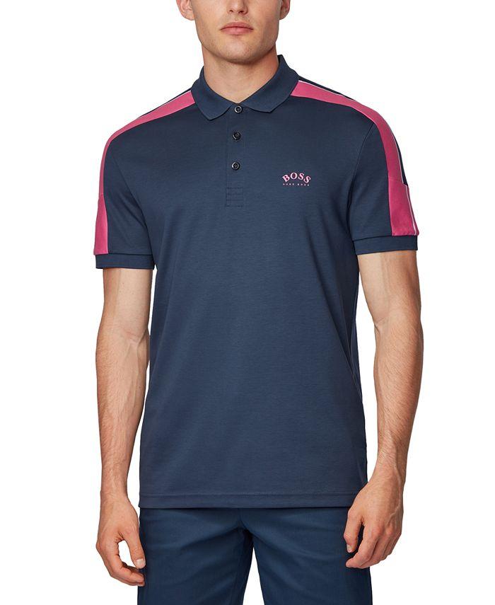 Hugo Boss - Men's Paule 1 Slim-Fit Polo Shirt