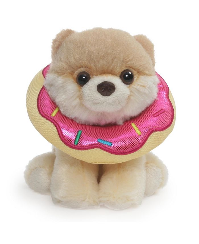 Gund Closeout Gund Boo Worlds Cutest Dog Itty Bitty Boo Donut Plush Stuffed Animal 5 Reviews Home Macy S