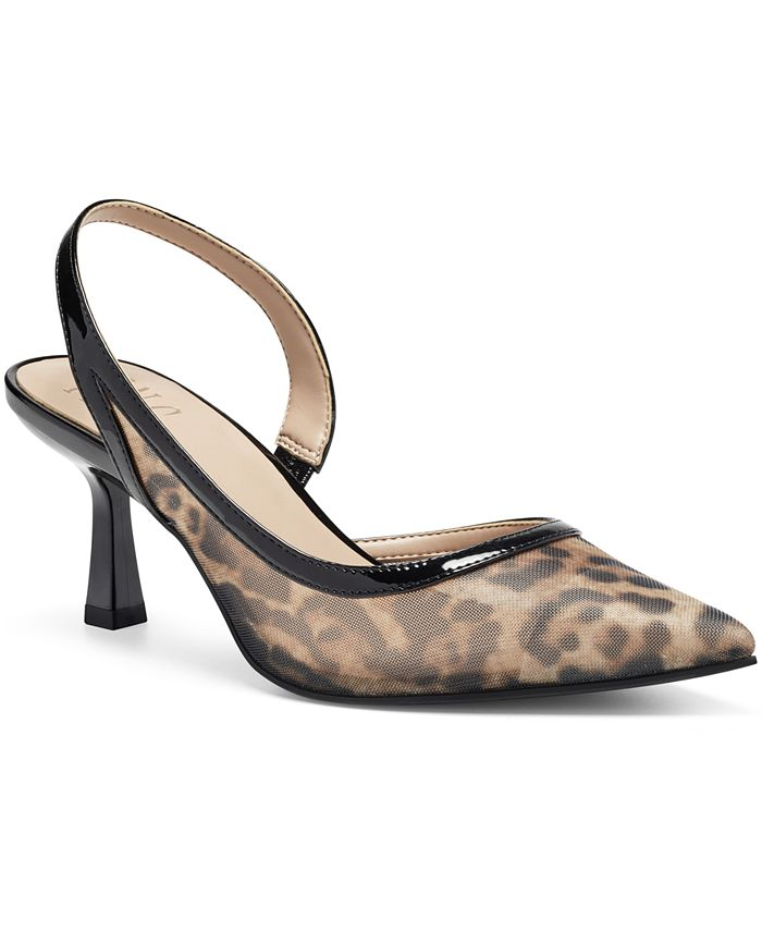 INC International Concepts - Women's Tevy Slingback Pumps