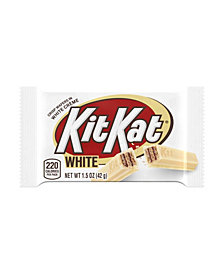 Kit Kat Wafer Bar with White Creme, 1.5 oz, 24 Count