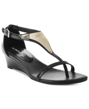 BCBGeneration Jamie Wedge Sandals Women's Shoes
