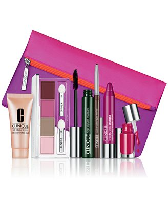 Clinique U0026quot;Party Favoursu0026quot; Makeup Set - Gifts U0026 Value Sets - Beauty - Macyu0026#39;s