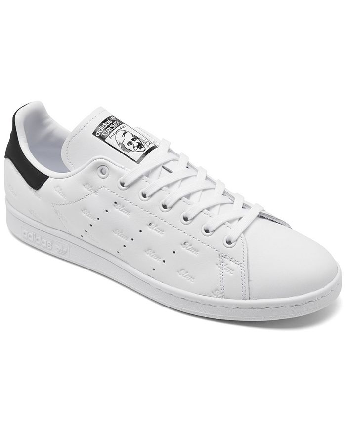 adidas Men's Stan Smith Casual Sneakers from Finish Line & Reviews ...