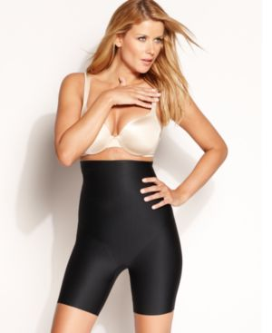 Star Power by Spanx Firm Control Vamped Up High-Waist Mid-Thigh Slimmer 2207