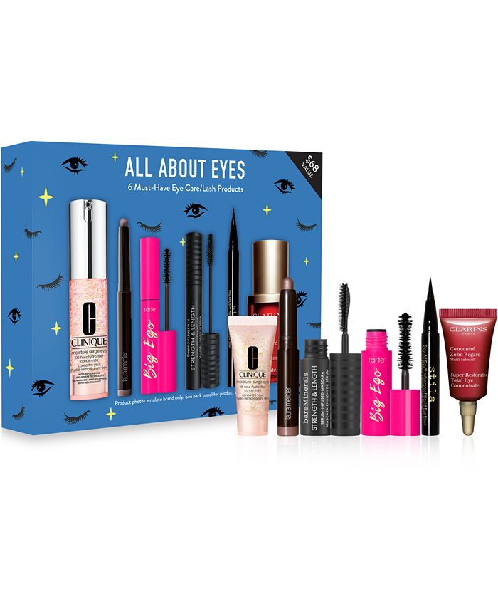 Created For Macy's - 6-Pc. All About Eyes Set
