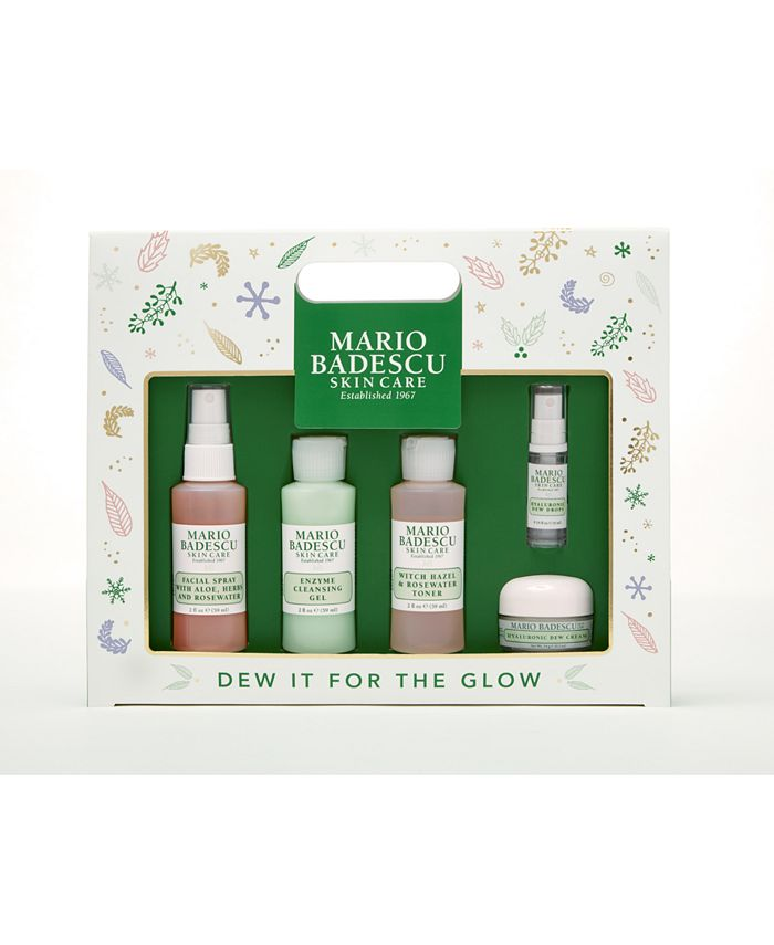 Mario Badescu - 5-Pc. Dew It For The Glow Set