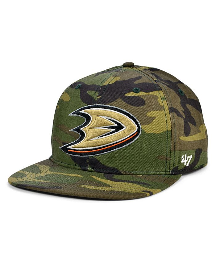 '47 Brand - Anaheim Ducks Grove Captain Cap