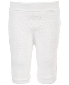 First Impressions Baby Boys & Girls Fleece Yoga Pants, Created for Macy's