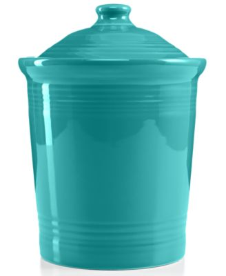 Fiesta Turquoise Small Canister