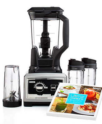 CLOSEOUT! Ninja Ultima BL830CB Dual Stage Professional Blender