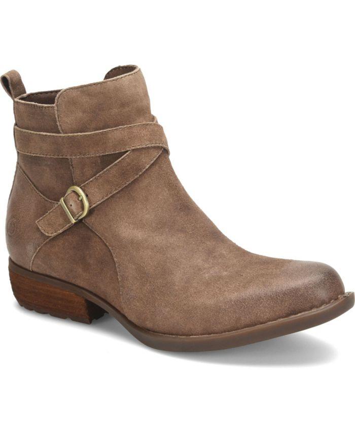 Born Women's Faywood Comfort Bootie & Reviews - Boots - Shoes - Macy's