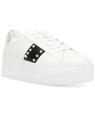Pingo Studded Flatform Sneakers