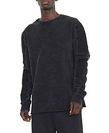 nANA jUDY Men's Crew Neck Fleece Sweater