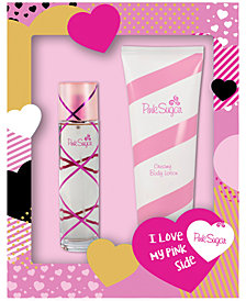 Pink Sugar 2-Pc. Eau de Toilette & Body Lotion Gift Set