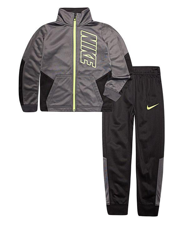 Nike Baby Boys Tricot Set