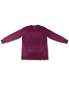 Karen Scott High-Low Sweater, Created for Macy's
