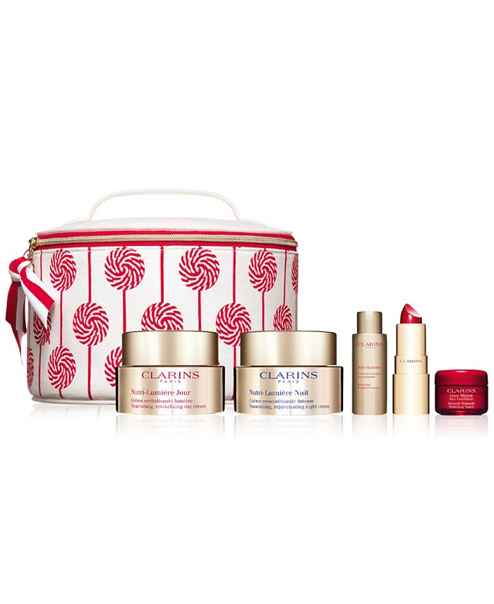 Clarins - 6-Pc. Limited Edition Nourishing Gift Set