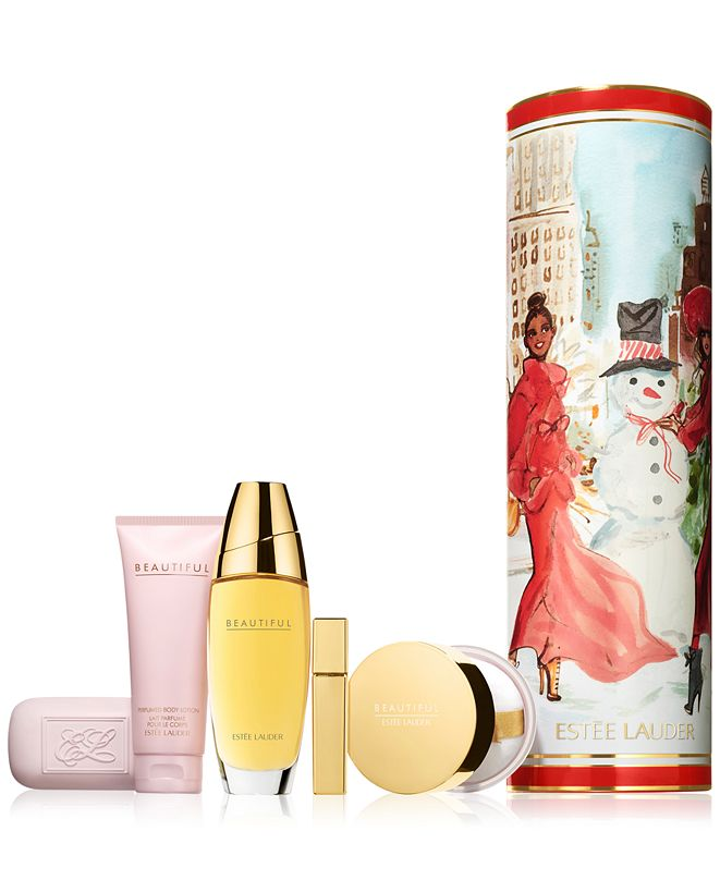 Estee Lauder 5-Pc. Beautiful Ultimate Luxuries Gift Set