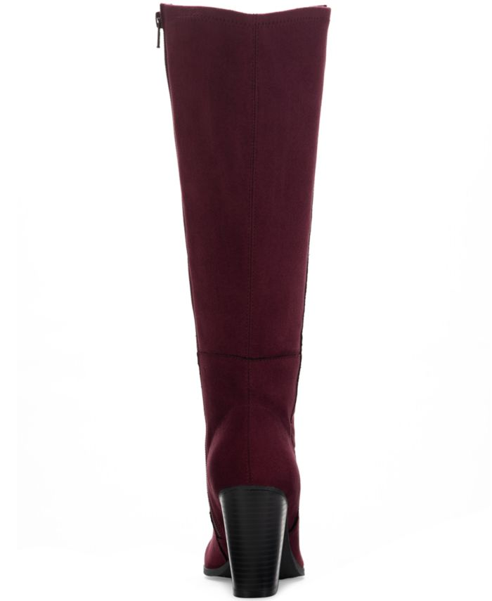 Style & Co Addyy Dress Boots, Created for Macy's & Reviews - Boots - Shoes - Macy's