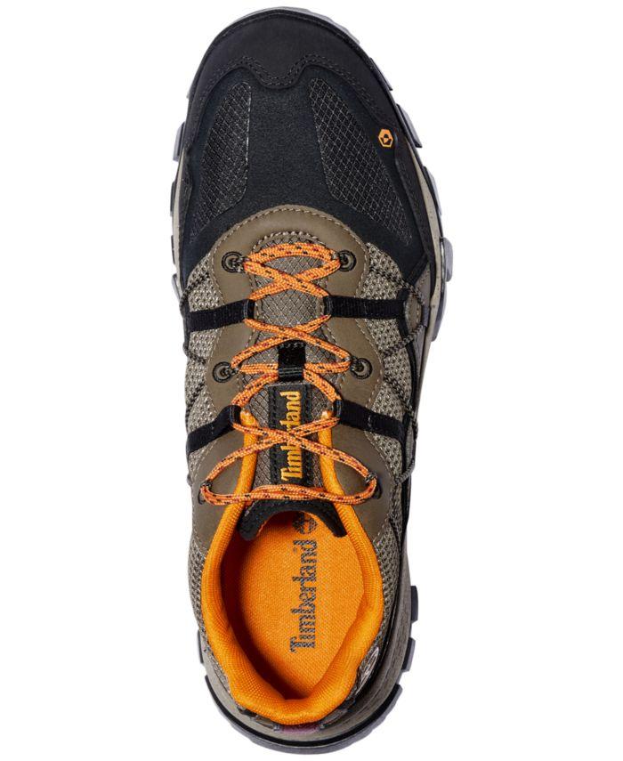Timberland Men's Garrison Trail Low-Top Sneakers  & Reviews - All Men's Shoes - Men - Macy's