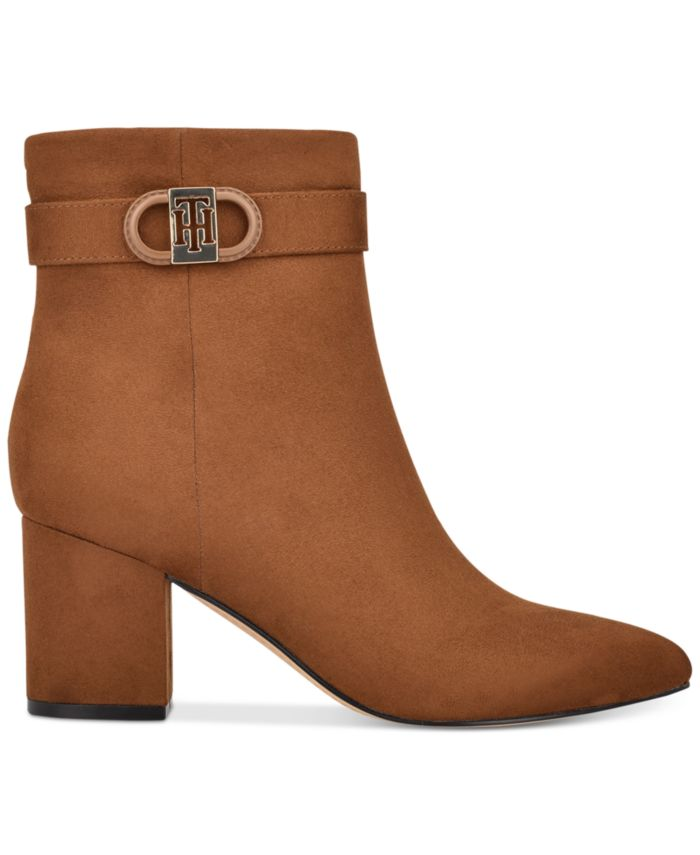 Tommy Hilfiger Halliri Booties & Reviews - Boots - Shoes - Macy's
