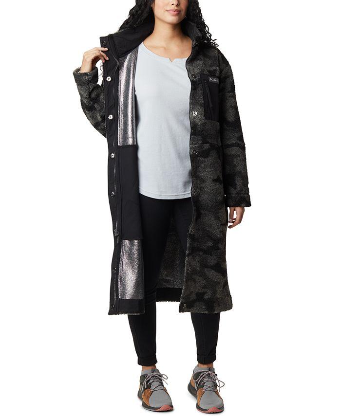 Columbia - Panorama Camo-Print Fleece Jacket