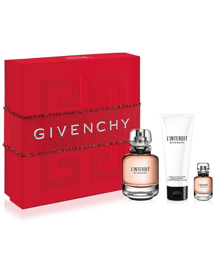 Givenchy - 3-Pc. L'Interdit Eau de Parfum Holiday Gift Set